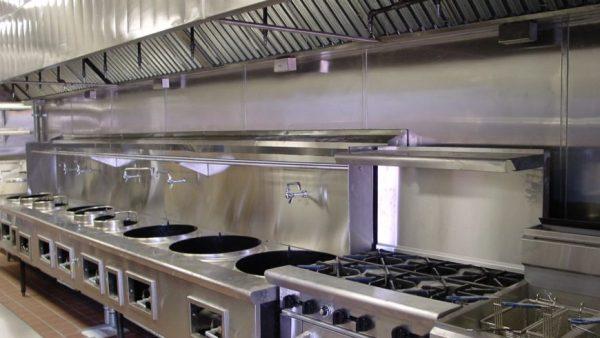 Dễ dàng nấu nướng hơn với bếp gas công nghiệp