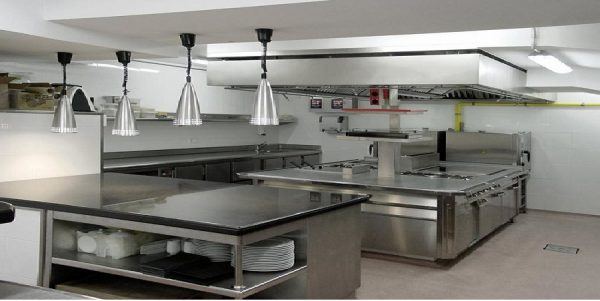 Cách bố trí bếp nhà hàng hiệu quả